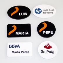 PLACAS IDENTIFICATIVAS