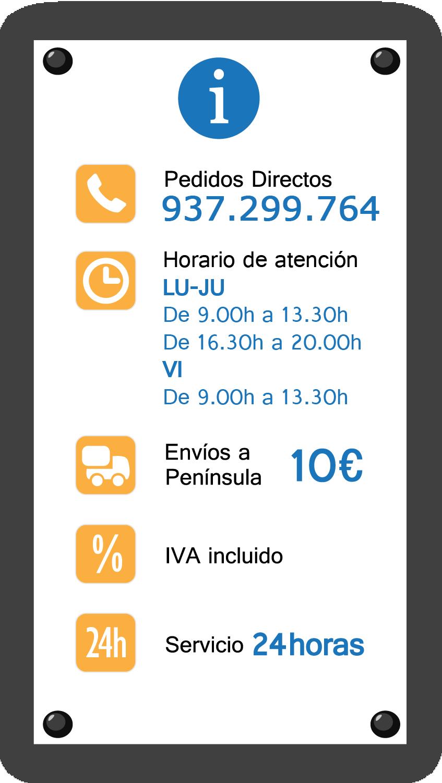 Información de nuestra empresa